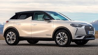 2019 DS 3 Crossback E-Tense | Electric Stylish SUV
