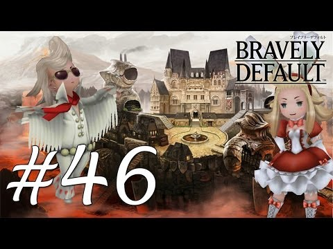 Bravely Default Gameplay Walkthrough Part 46 - Praline, Diva Of The Battlefield [english][n3ds] video