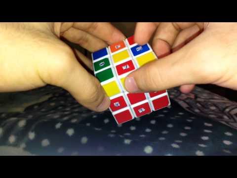 Kubik Rubik Yasash (5-qism).