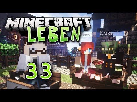 Minecraft LEBEN #033 - Eure Twitter-Fragen mit Zwangsarbeitern | Rahmschnitzel