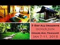 Best Event of The Year || 5 day ALL-INCLUSIVE RETREAT in Thailand with Conor and Brittany