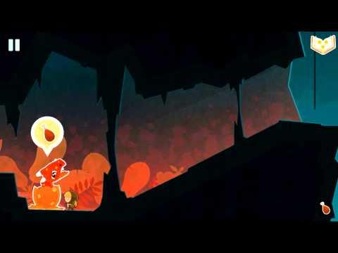 Tiny Thief - Sword of Power - 3 stars walkthrough