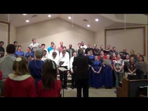 Hallelujah chorus - Hartville Christian School 2012