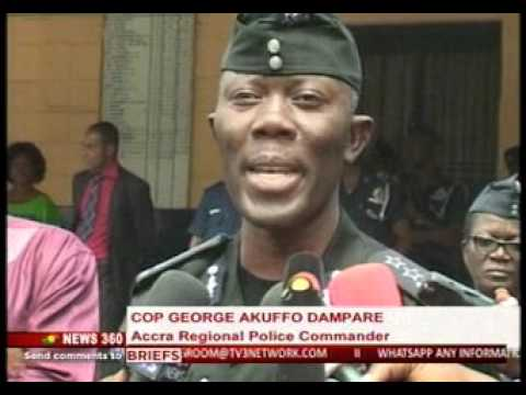 News360   Accra Police Command to use video camera for 2016 elections - 30/1/2016