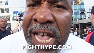 "SHANNON BRIGGS SOUNDS OFF ON FIGHT WITH KSI TEAM; EXPLAINS WHAT WENT DOWN & ""SELF DEFENSE"" PUNCH"