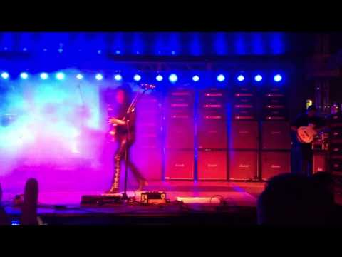 Yngwie Malmsteen @ Texas On May 18 2013