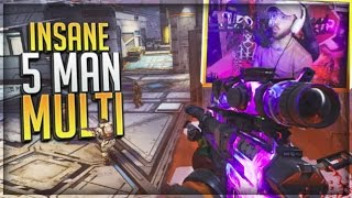 INSANE CLIP WITH DARK MATTER!! (BLACK OPS 3 SNIPING)