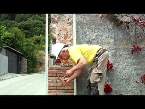 C mo hacer un acabado esquina con ladrillo macizo manual Construir una pileta de ladrillos