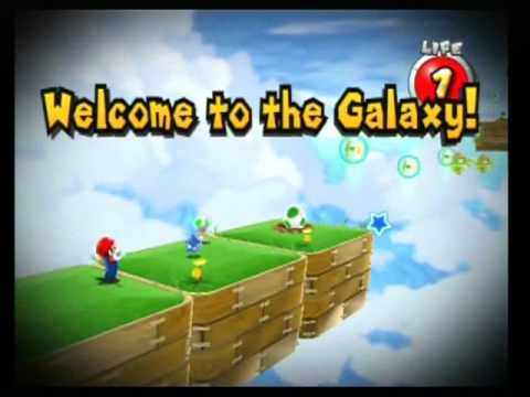 Super Mario Galaxy 2 Playthrough (Part 96)