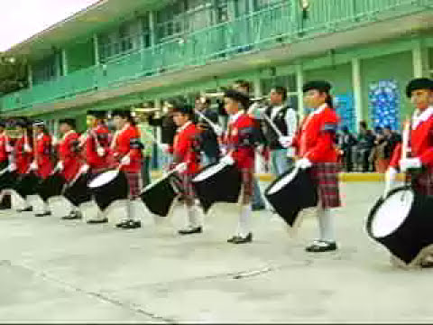 Banda de Guerra Primaria Japon