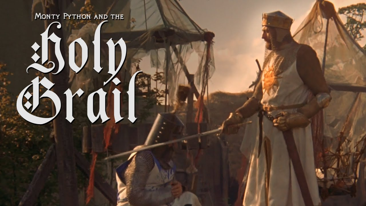 Monty Python And The Holy Grail Recut As Crazy Intense Drama