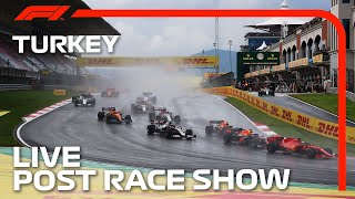 F1 LIVE: Turkish GP Post-Race Show