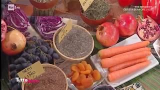 I cibi antiossidanti - TuttoChiaro 16/07/2019