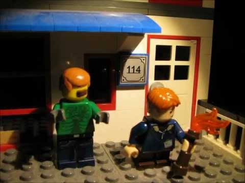Safety Torch - Lego Stopmotion Cover video