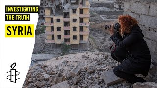Video: Syria: Investigation into US-led Coalition forces in Raqqa - Amnesty