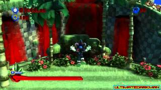 Sonic Generations - Halloween Special Release - Sonic.EXE V5.0