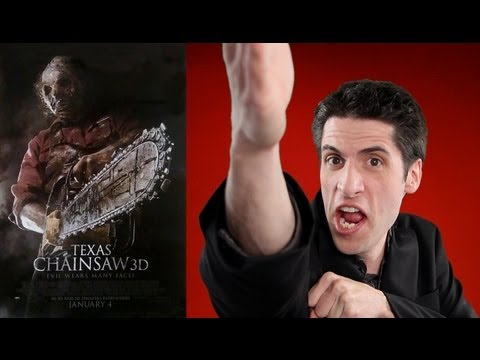 Texas Chainsaw 3d Movie Review video