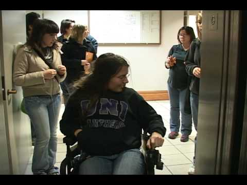 Perfectly Abled: Life on Campus with a Disability Video
