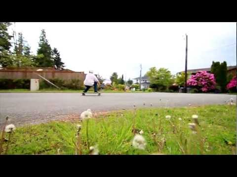 DB Longboards Stalker Promo
