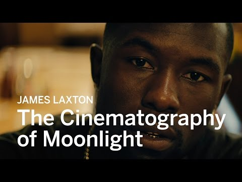 The Cinematography Of Moonlight With Cinematographer James Laxton