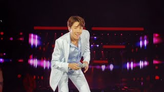 190504 J-Hope Hoseok Just Dance @ BTS 방탄소년단 Speak Yourself Rose Bowl Los Angeles Concert Fancam