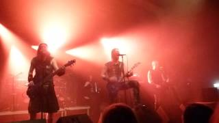Ensiferum - My ancestors blood @ Columbiahalle 21.04.2016