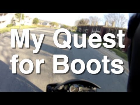 My Quest for Boots