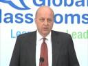 John Negroponte addresses Model UN students