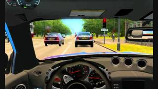 City Car Driving - 3D Instructor 2.2.7 - Nissan 370z Test