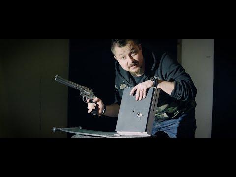 .357 Magnum versus Xbox ONE (Slow Motion)