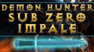 Diablo 3 Demon Hunter Build Shadow Impale Season 16 Patch 2.6.4 Guide