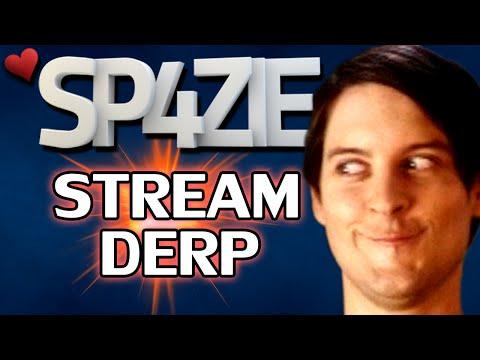 ♥ Stream Derp - #56 Spiderman