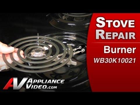 Stove - Oven - Range, Burner Repair & Diagnostic- GE, Hotpoint,Kenmore, Sears, RCA # WB30K10021
