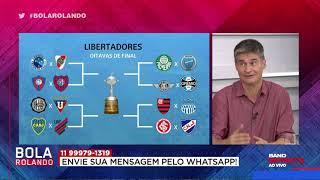 Comentaristas palpitam quais times passam na Libertadores