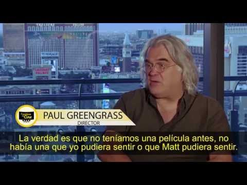 Jason Bourne - Entrevista A Paul Greengrass