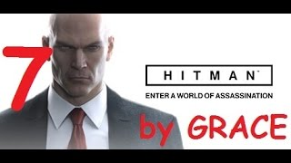 HITMAN 2016 gameplay ITA EP 7 ITALIA SAPIENZA DISTRUGGI IL VIRUS by GRACE