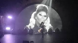 RuPaul's Drag Race: Werq The World Tour: Performance of Asia O'Hara   Olga Todorovic