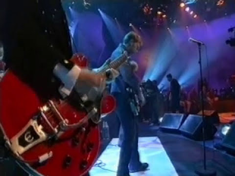 Mansun, Electric Man, Later with Jools, 2000