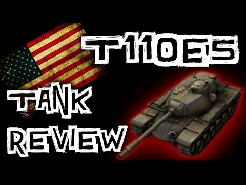 World of Tanks    T110E5 - Tank Review