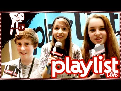 Jennxpenn Interviews Trevor Moran at Playlist Live!