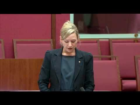 Senator Larissa Waters - Great Barrier Reef and Gladstone harbour Questions - 7 November 2011