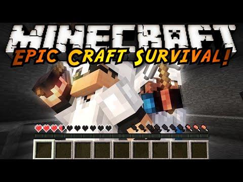 Minecraft Modded EPIC CRAFT : WEVE CREATED IRON