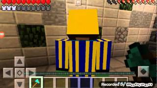 Mcpe hungar games
