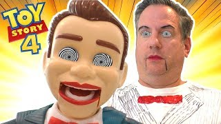 Toy Story 4 Benson Hypnotizes Daddy and Takes our Toys