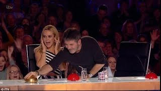 TOP 10 Golden Buzzer Britain's Got Talent
