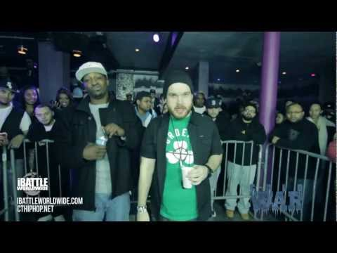 iBattle Worldwide Presents: Sir Locksley vs Lotta Zay