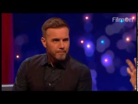 Gary Barlow on Michael McIntyre show 31-03-2014
