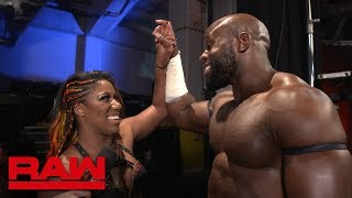 Apollo Crews aims to ride momentum into the Men's Royal Rumble Match: Raw Exclusive, Jan. 7, 2019