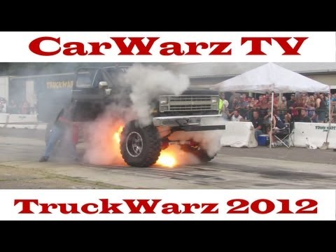 CarWarz TV - S2E5 - Truck Warz 2012