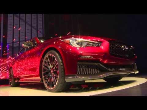 Infiniti Q50 Eau Rouge gets powerful 568hp engine for Geneva Motor Show unveiling